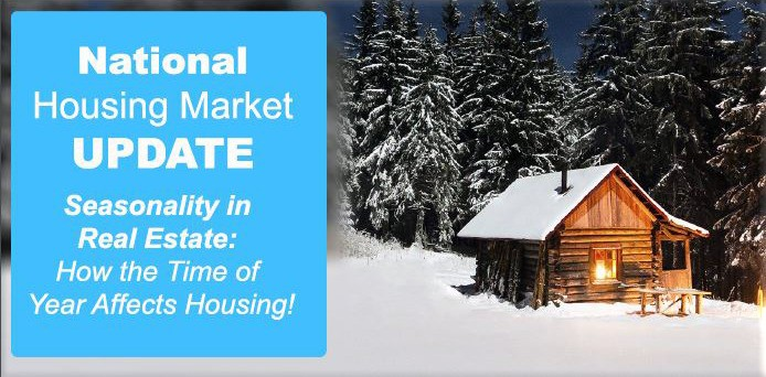 Seasonality in Real Estate